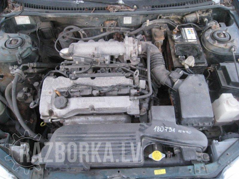 Mazda 323 Bj 1998 2002 Razborka Lv