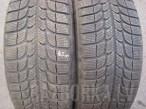 R16 225-60 98Q ms Michelin X-Ice 8.5mm   x2