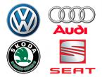 Volkswagen Audi Skoda Seat
